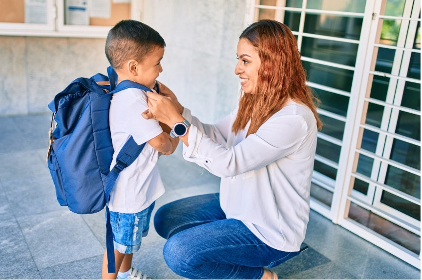 Healthy Back-to-School Tips for the Whole Family