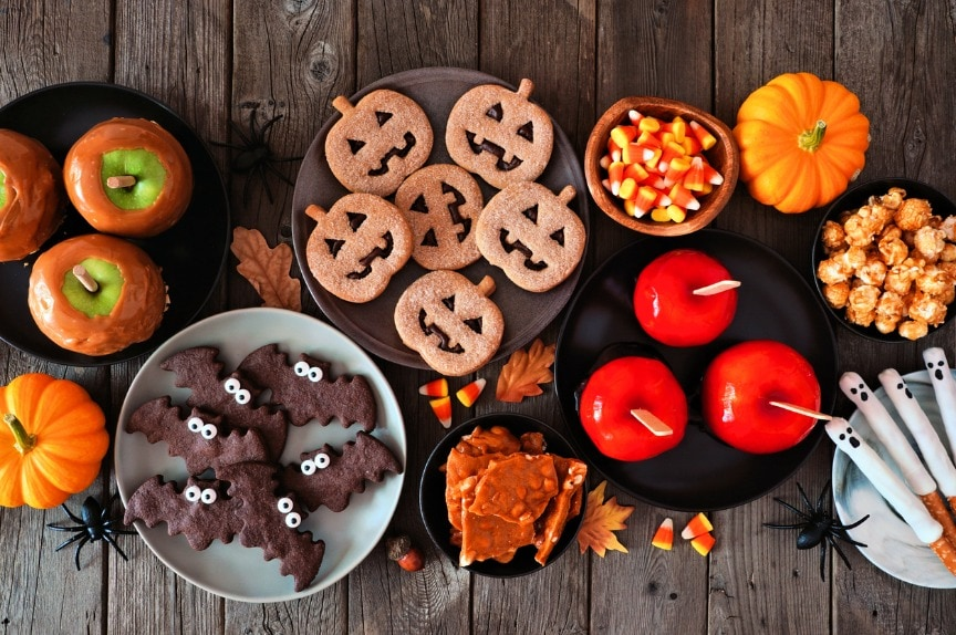 4 Alternatives to Halloween Candy for Weight Loss